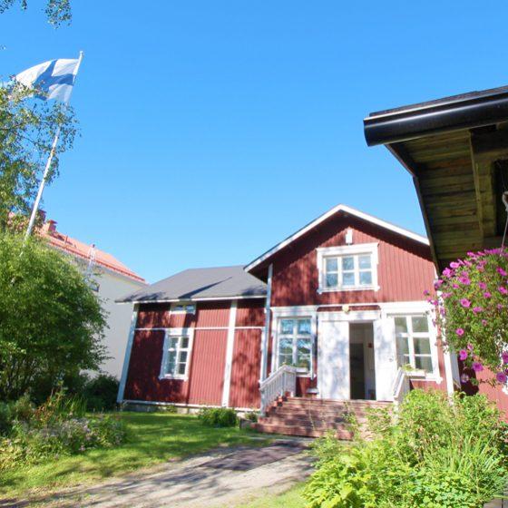 Lauri guesthouse Rovaniemi Lapland