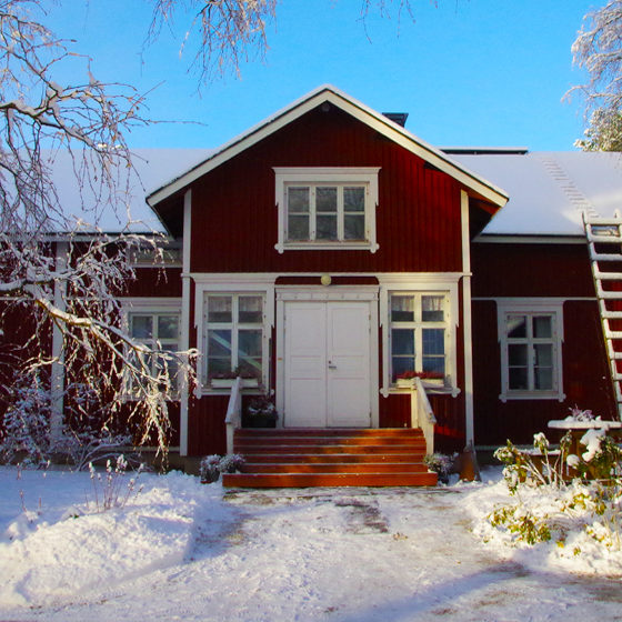 Laurihouse Guesthouse in Rovaniemi, Lapland, Finland