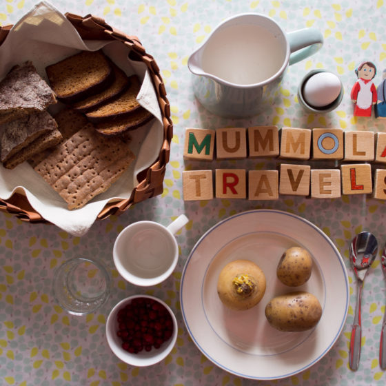 Mummola Travels in Kaukonen, Kittilä, Lapland