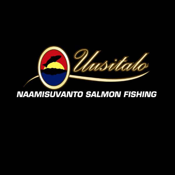 Naamisuvanto Salmon Fishing in Lapland Finland