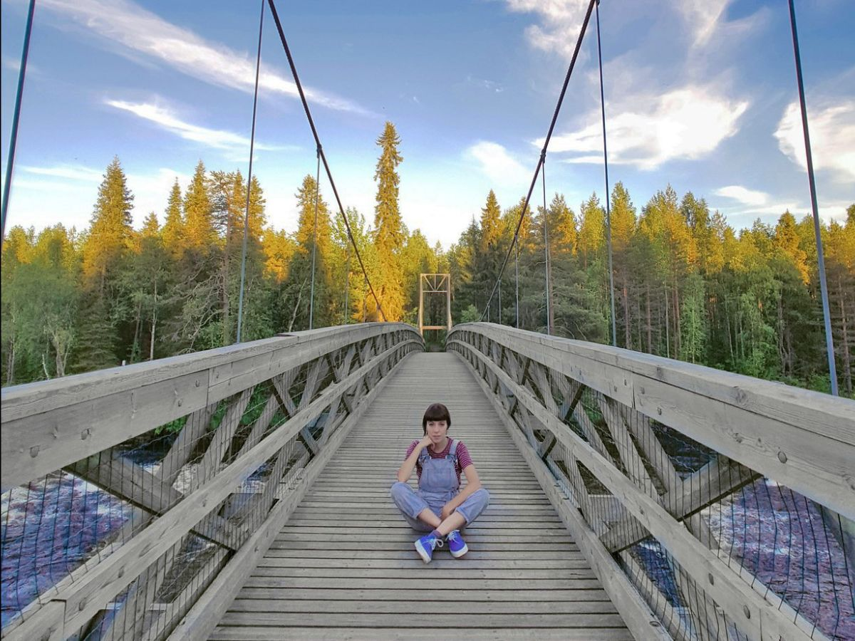 Napapiirin retkeilyalue Rovaniemi