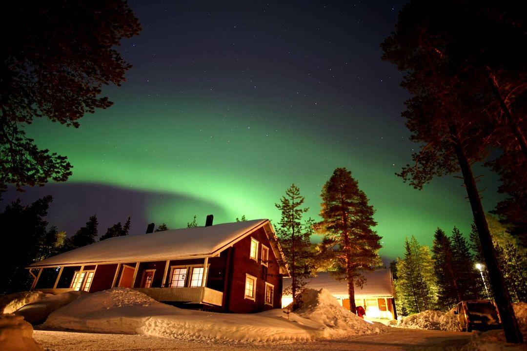 Nortsavtours Northern Lights