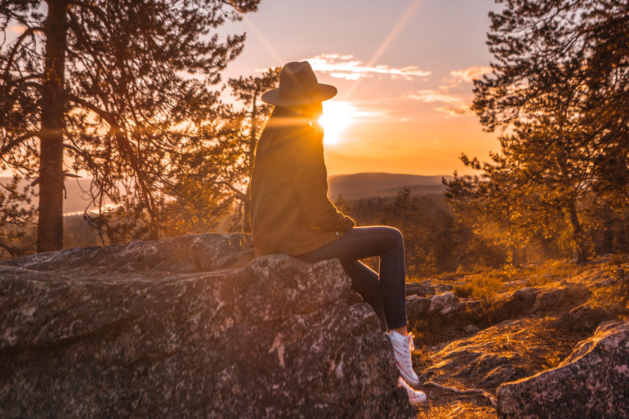 Visit Rovaniemi Lapland Finland RovaniemiThe Official Hometown of Santa Claus Midnight Sun Summer in Lapland