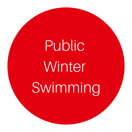 Public Winter Swimming in Rovaniemi Lapland Finland