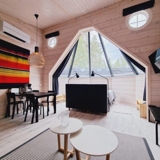 Pyhä Igloos accommodation, Pyhä, Lapland, Finland
