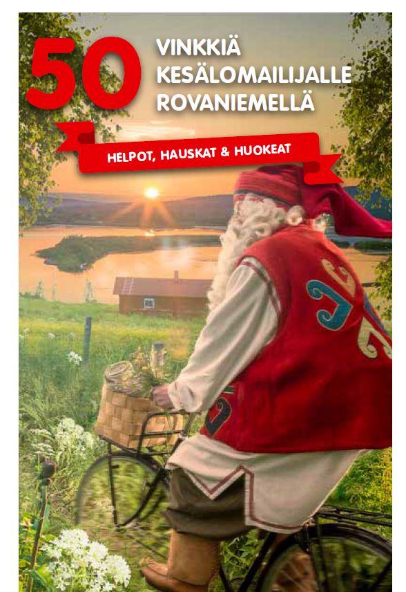 Rovaniemen Kesakartta 2018 Visit Rovaniemi