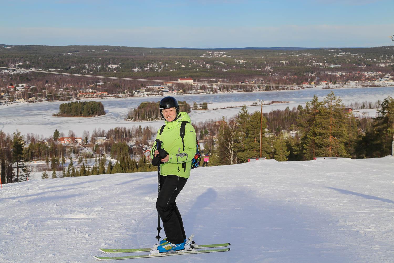 Sanna Wallenius Visit Rovaniemi