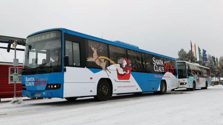Bussiaikataulut Helsinki