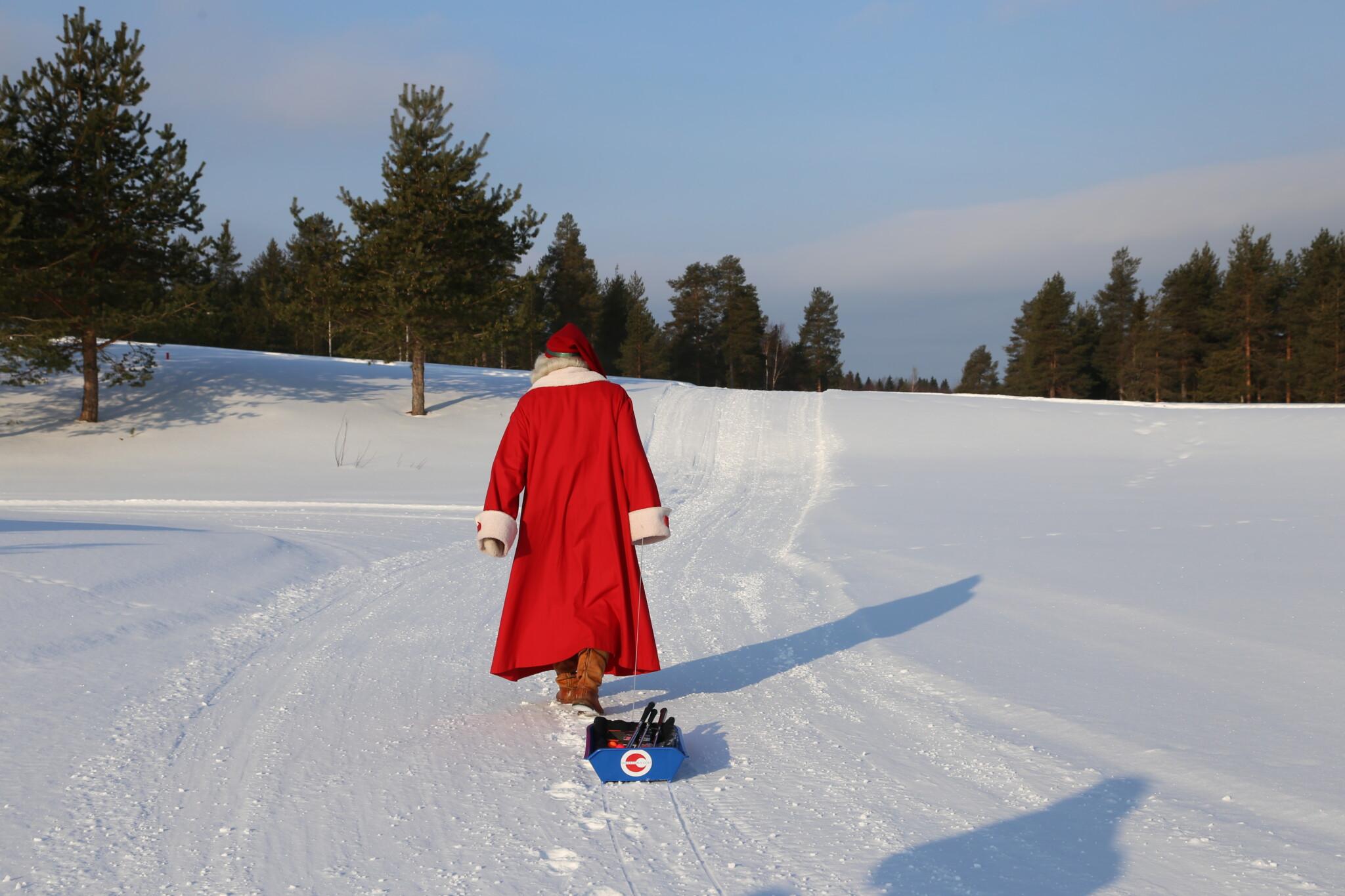 Santa Claus Golf Rovaniemi Lapland
