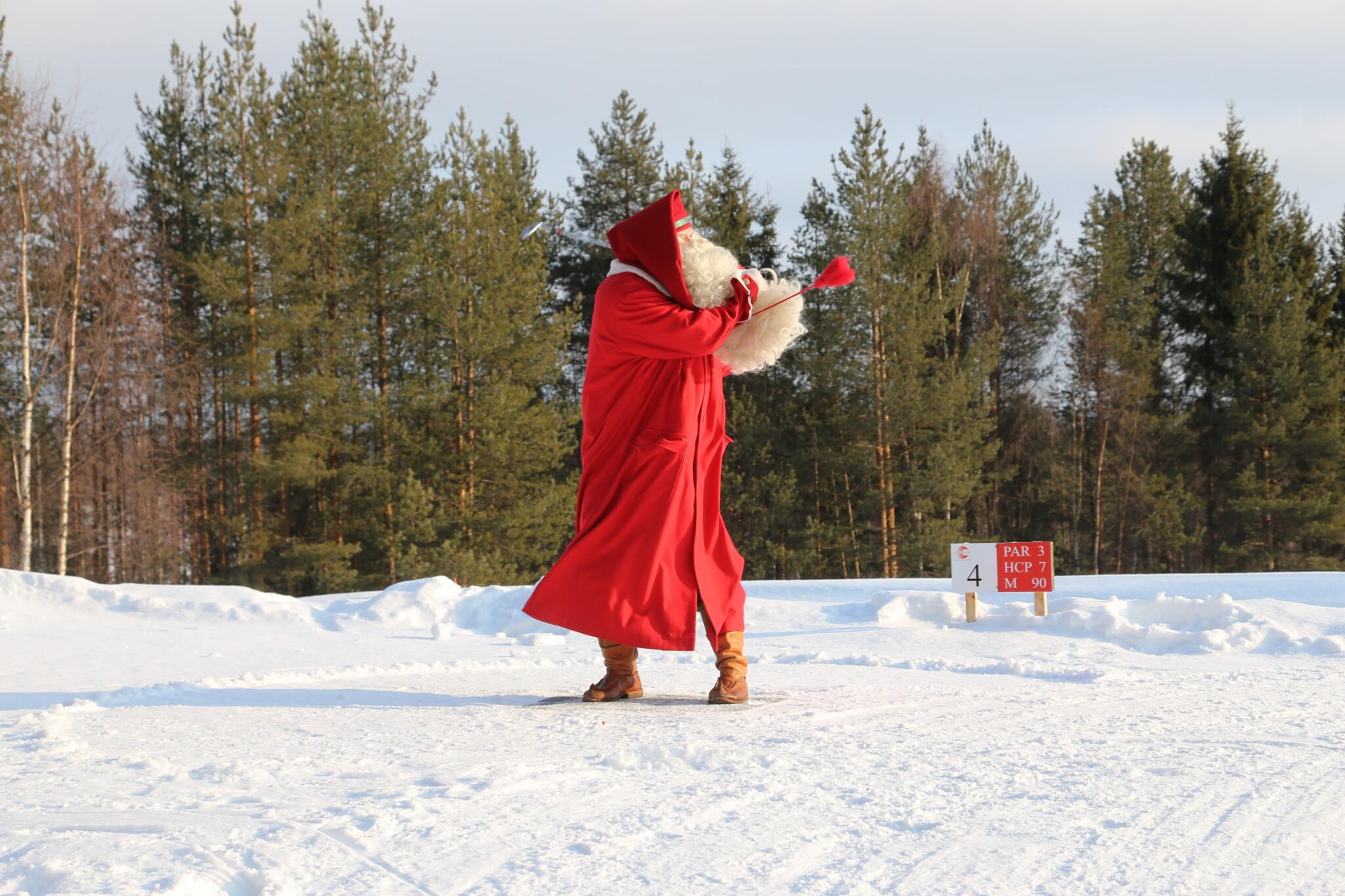 Santa Claus Golf Rovaniemi