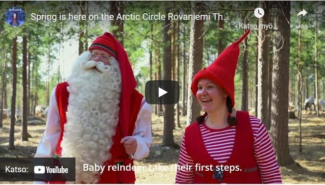 Santa Claus Greetigs Video Youtube