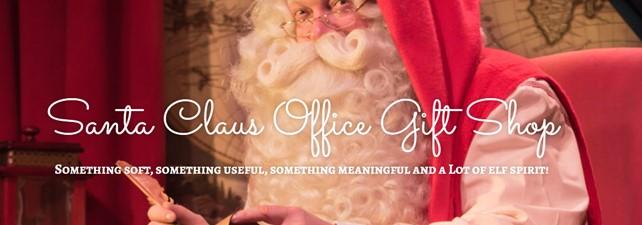 Santa Claus Ofiice Gift Shop