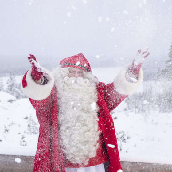 Santa Claus Winter 2018 in Rovaniemi Lapland Finland (17) (1)