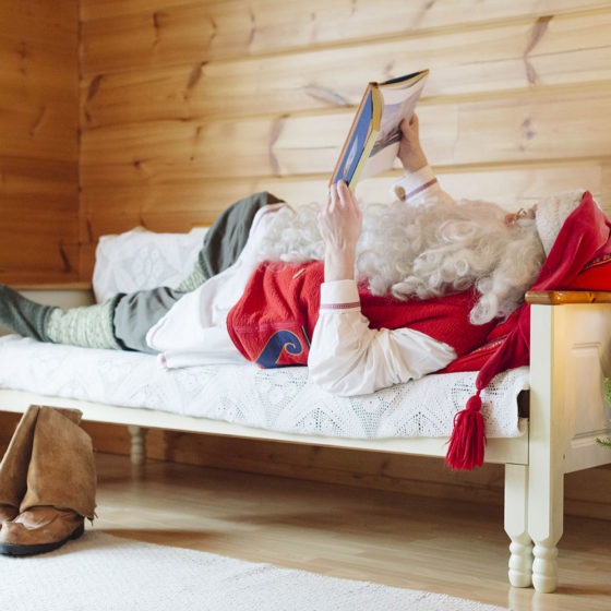 Rovaniemi, the Official Hometown of Santa CLaus
