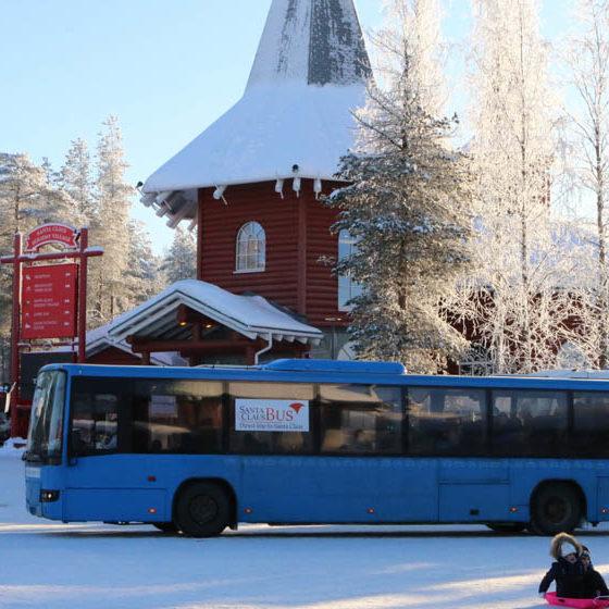 Liikkuminen Sujuvasti Rovaniemella Visit Rovaniemi