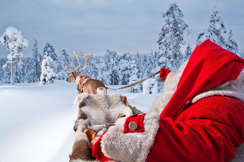 virtual event, Santa Claus Village, Rovaniemi -...