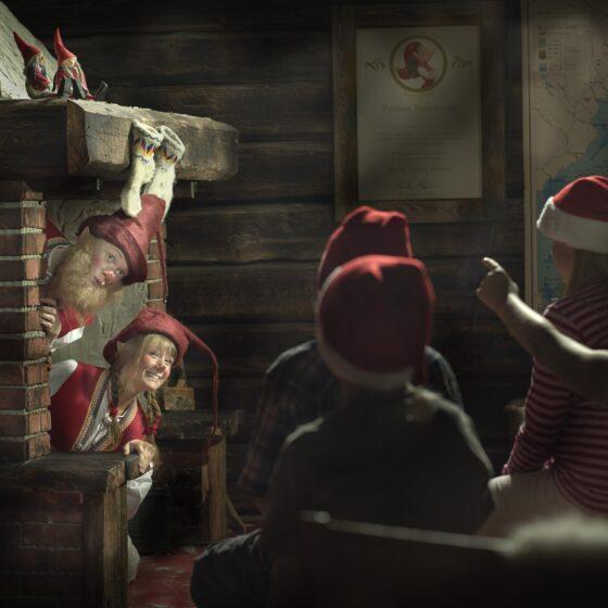 SantaPark's Elf school in Rovaniemi Lapland Finland