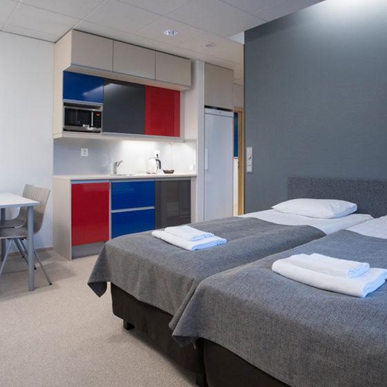 Santasport Sporthotel Accommodation in Rovaniemi, Lapland, Finland