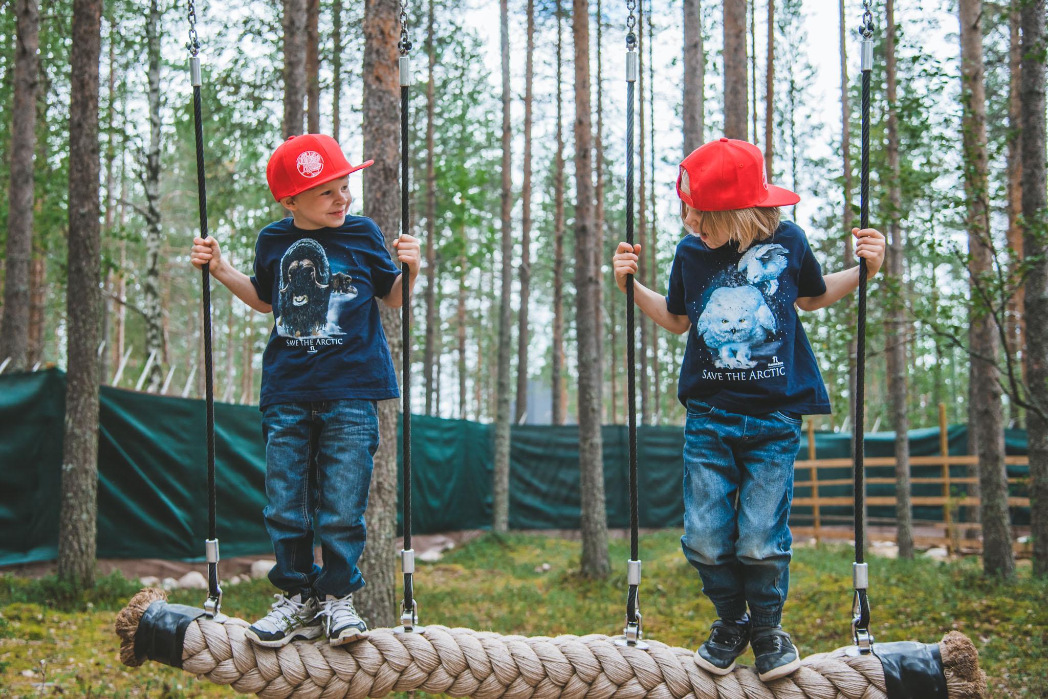 Sustainable Rovaniemi Save The Arctic