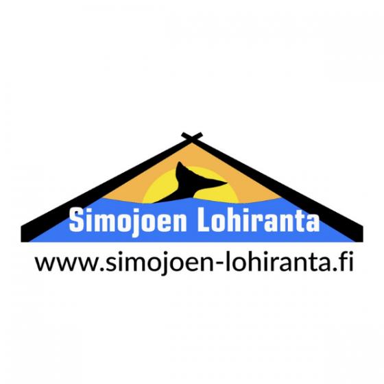 Simojoen Lohiranta in Lapland, Finland