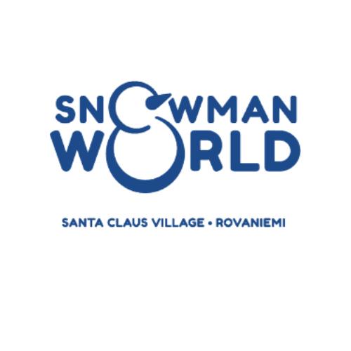 Snowman World in Rovaniemi Lapland Finland