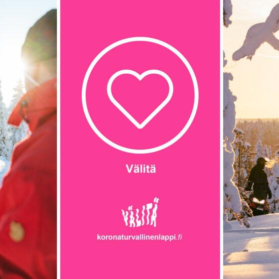 Terveysturvallinen talvilomakampanja Visit Rovaniemi (2)