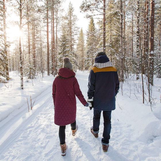 The Bachelor sarjan finaalijakso kuvattiin Rovaniemellä, Lapissa