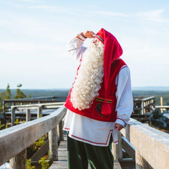 Visit Rovaniemi Santa Caus Spring Greetings Lapland Rovaniemi Finland