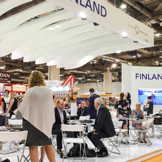 Visit Rovaniemi in ITB Asia 2017 photo by Sanna Kärkkäinen