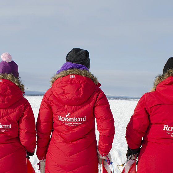 Visit Rovaniemi / Rovaniemi Tourism and Marketing Ltd team