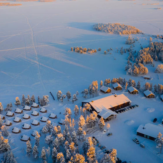 Wilderness Hotel Inari, Lapland, Finland