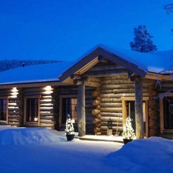 Wilderness Hotel Nangu, Ivalo, Lapland, Finland