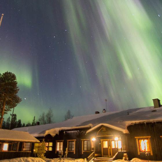 Wilderness Hotel Nellim, Lapland, Finland