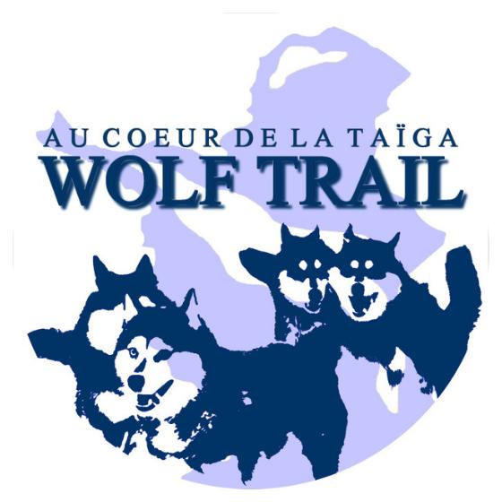 Wolf Trail husky farm in Rovaniemi Lapland Finland