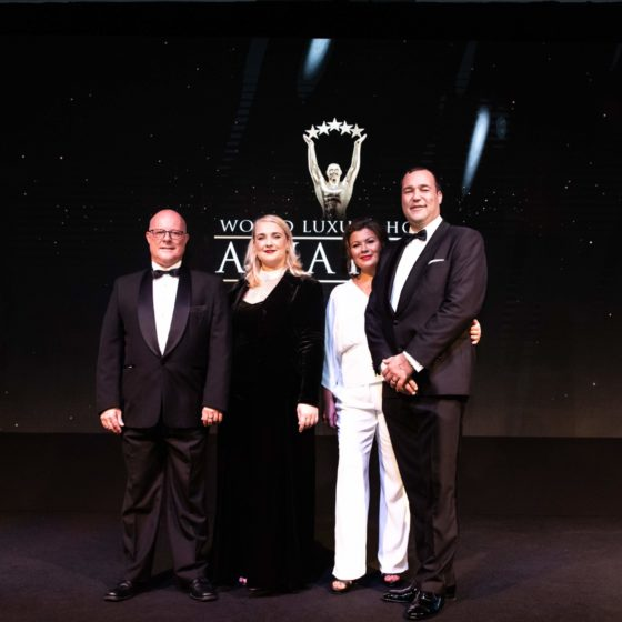 World Luxury Hotel Award in Rovaniemi Lapland Finland