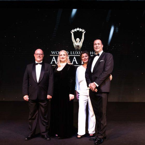 World Luxury Hotel Award in Rovaniemi Lapland Finland