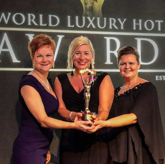 World Luxury Hotel Awards in Rovaniemi Lapland Finland