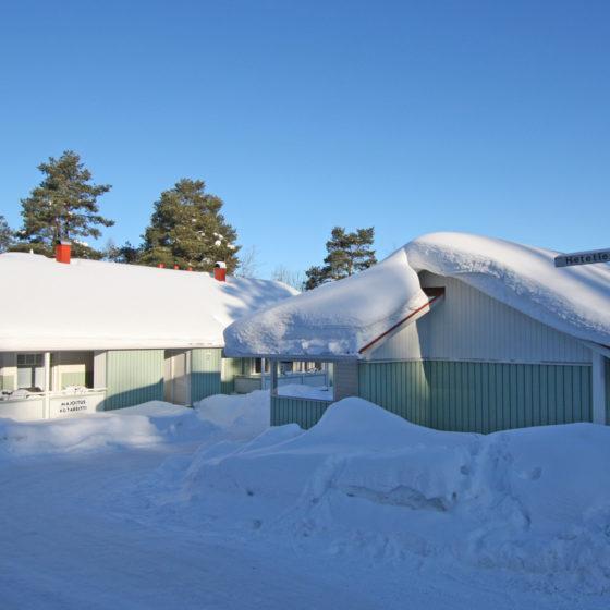 Kotareitti Apartments in Rovaniemi, Lapland, Finland