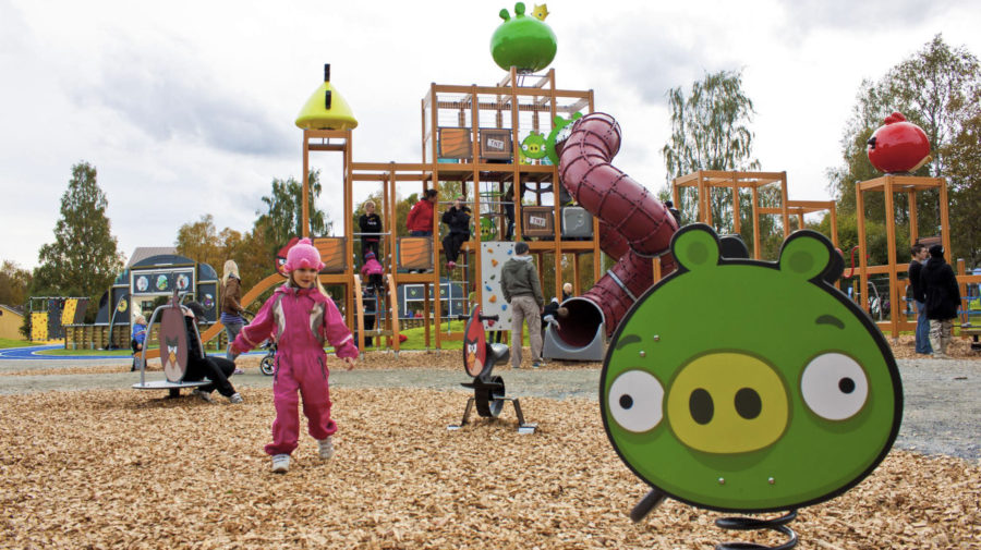 angry birds activity park visit rovaniemi. Black Bedroom Furniture Sets. Home Design Ideas