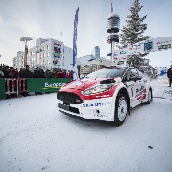 Arctic Lapland Rally in Rovaniemi Lapland