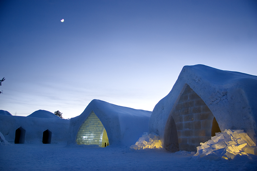 Arctic SnowHotel in Rovaniemi, Lapland - Visit Rovaniemi