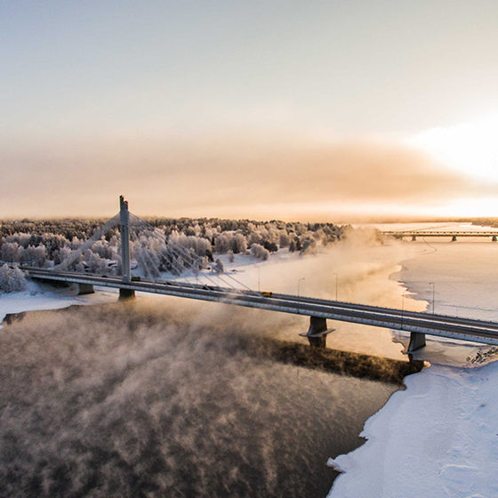 Rovaniemi Photography Tour with Beyond Arctic in Rovaniemi, Lapland, Finland