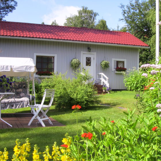 Casa Arctica accommodation Rovaniemi Lapland Finland