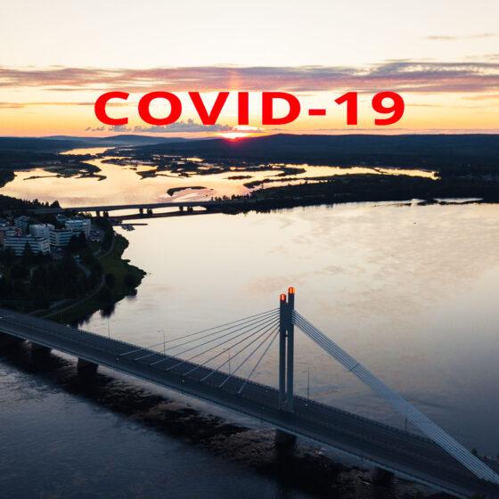 covid-19 Visit Rovaniemi Instructions on Covid-19