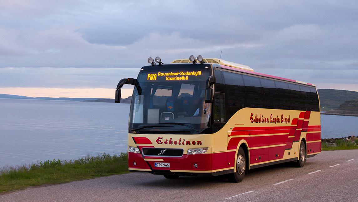 Eskelisen Lapin Linjat - Visit Rovaniemi