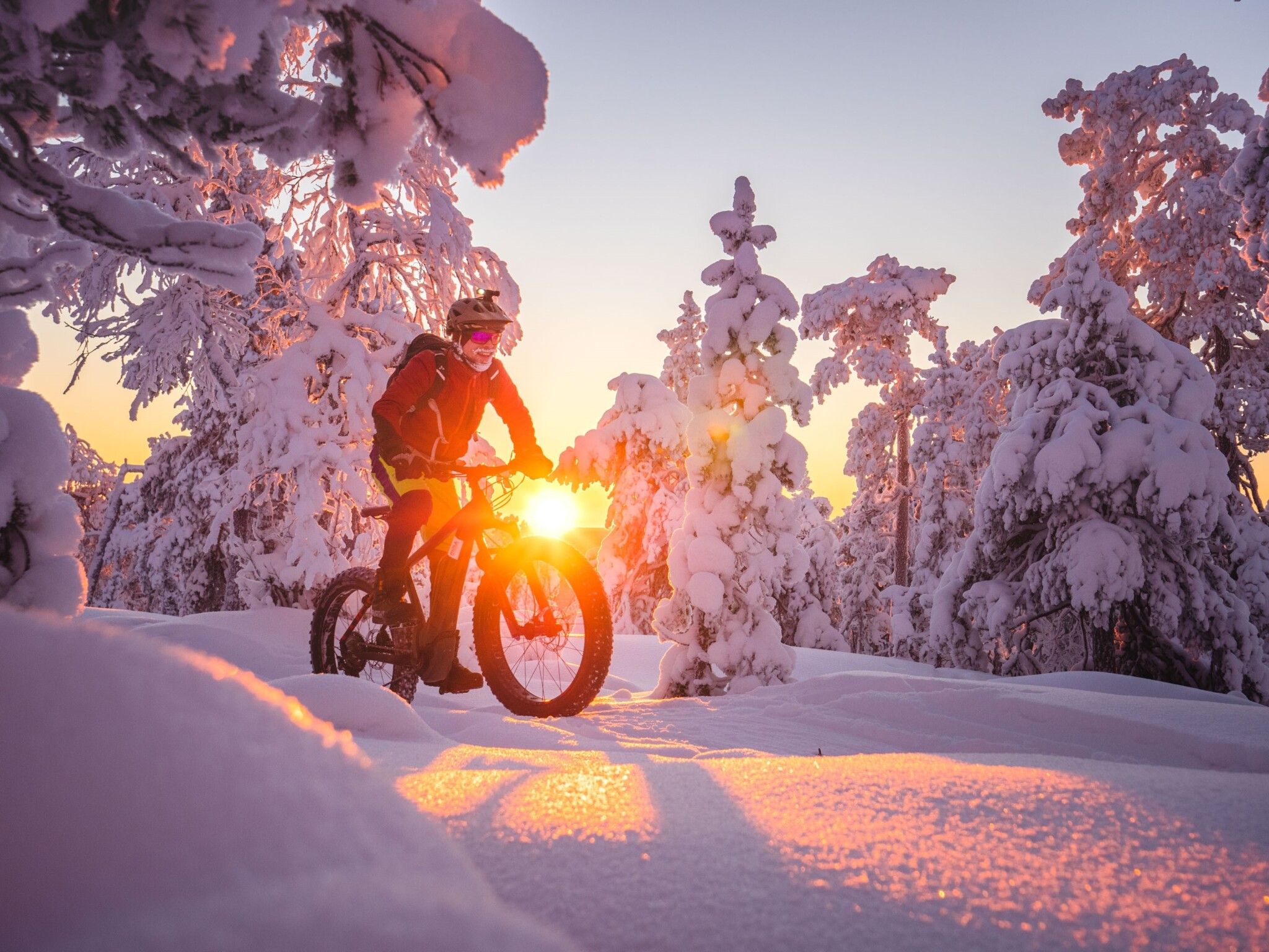 Fatbike Roll Outdoors, Rovaniemi, Lapland, Finland