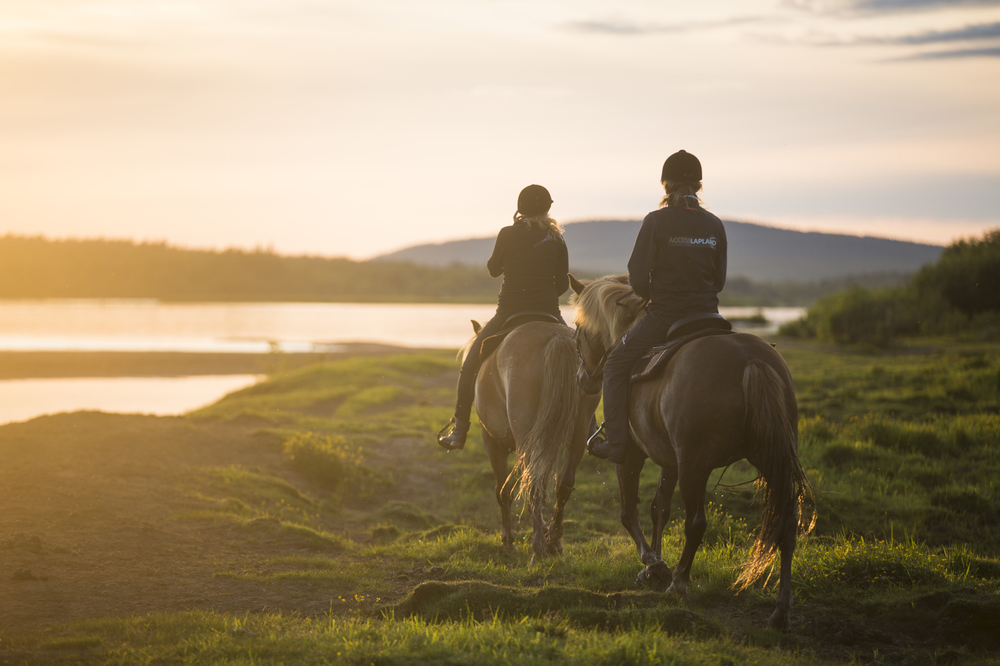 Horse riding, Rovaniemi, Arctic Nature Trips