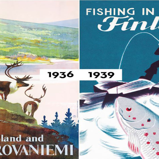 International poster contest Lapland