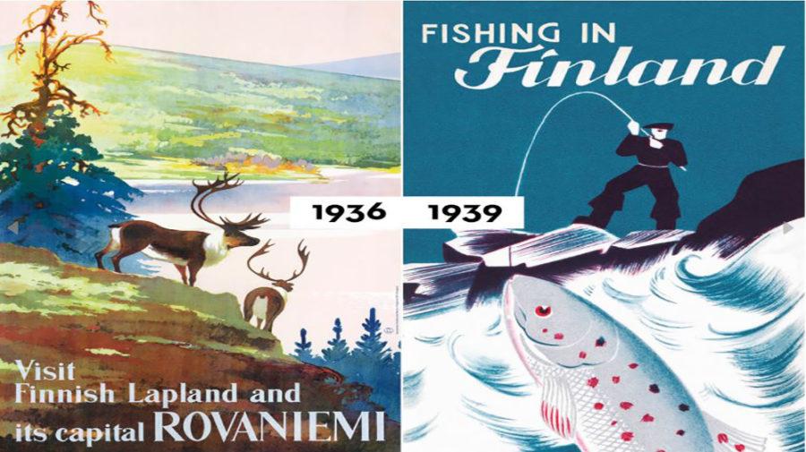 Ikuista Lapin lumo - Kansainvälinen julistekilpailu - Visit Rovaniemi