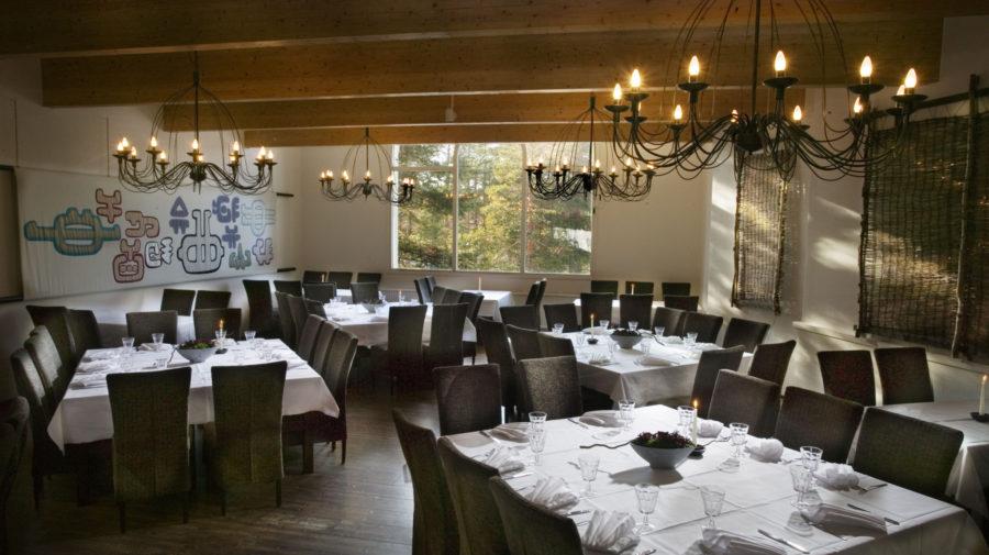 Bear's Lodge restaurant